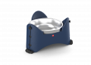 4Cats  Adjustable Bowl 1.3 l: - Hundeskåle i rustfrit stål