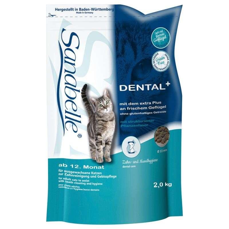 Sanabelle Dental 400 g, 2 kg, 10 kg prueba