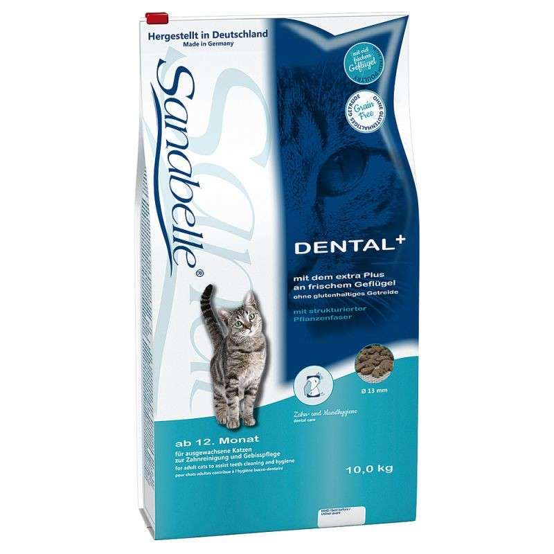Sanabelle Dental 10 kg 4015598010351 opiniones