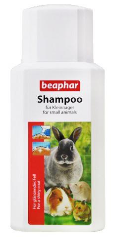 Loppemiddel Shampoo for rodents 200 ml  fra Beaphar kjøp billig med rabatt