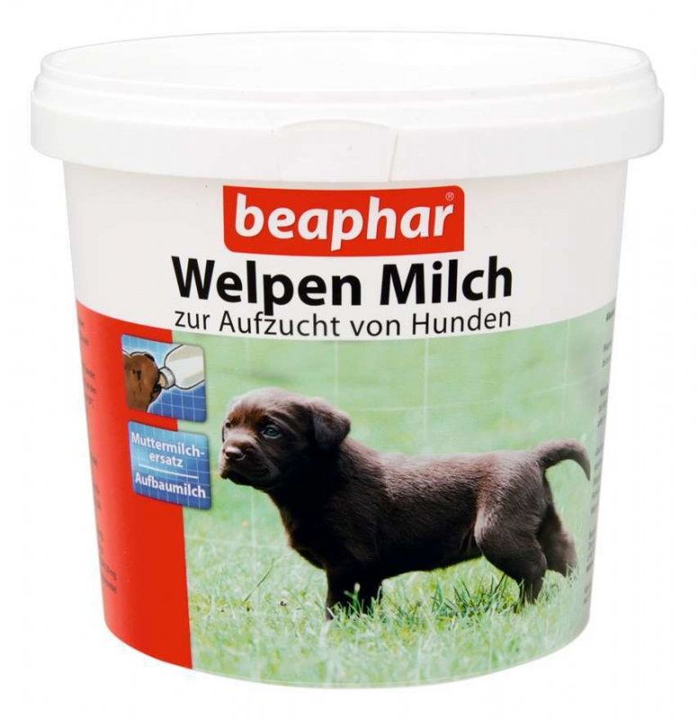 Beaphar Puppy milk 8711231124022 erfarenheter
