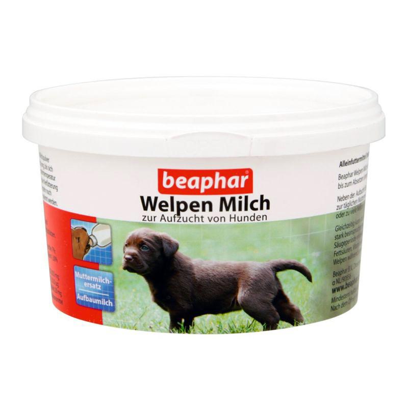 Beaphar Puppy milk 500 g, 200 g test