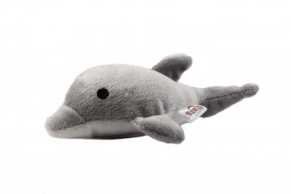 4Cats  Delfin de Peluche con Hierba Gatera 16x10 cm