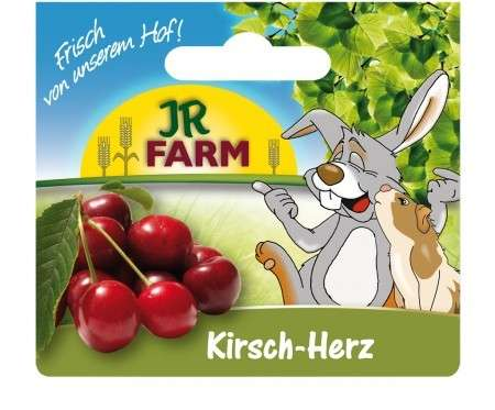 JR Farm Cherry Heart 85 g