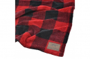 Fleece Blanket - Hunters Plaid Tall Tails 76x101 cm