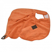 Cape Towel Small - Cream & Sage Orange
