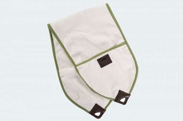 Tall Tails Toalla Bolsas Pocket Towel  Beige 25x91 cm