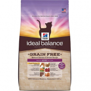 Hill's Ideal Balance Feline Adult No Grain 300 g