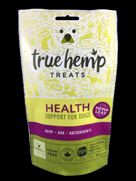 True Hemp Health Treats 50 g Compre a bom preço com desconto