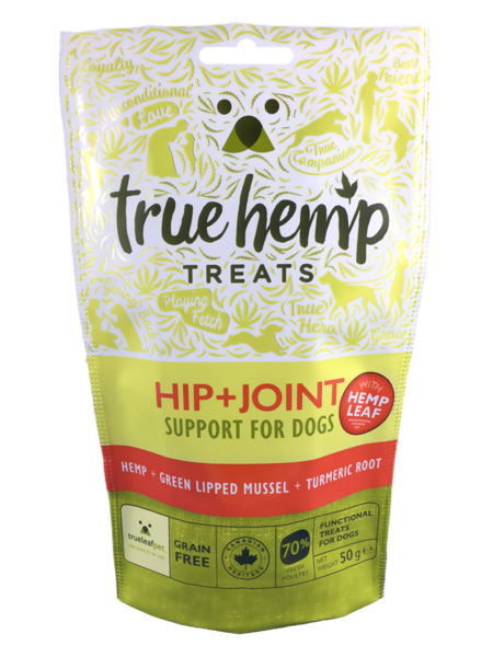 True Hemp Hip + Joint Treats 50 g