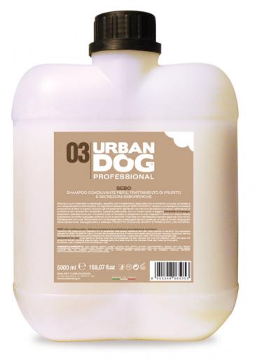 URBAN DOG Special Care Programm 03 Sebo Shampoo 5 l