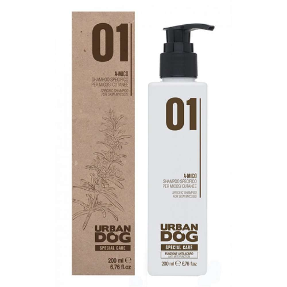 URBAN DOG Special Care Programm 01 A-Mico Champú 200 ml