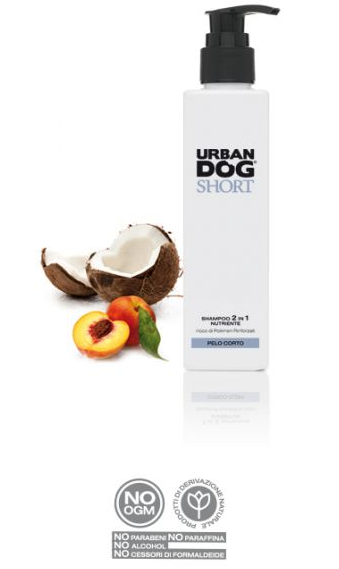 URBAN DOG Beauty-Programm DogKit Short Perros de Pelo Corto 550 ml