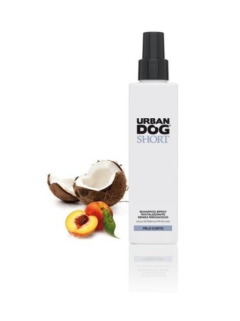 URBAN DOG Beauty Programm Short Champu - Spray sin Aclarar 200 ml