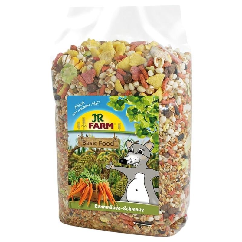 JR Farm Gerbils Feast  2.5 kg