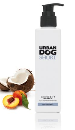 URBAN DOG Beauty-Programm Perros Pelo Corto 2 en 1 200 ml