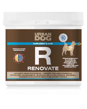 URBAN DOG Renovate para Articulaciones y Cartílagos 500 g, 350 g