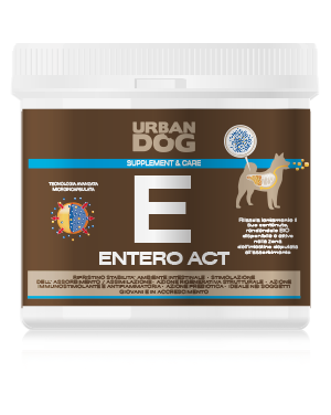 URBAN DOG Entero Act Estómago e intestinos 350 g, 100 g
