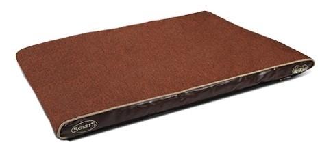 Hilton Memory Foam, Chocolate M  af Scruffs køb rimeligt og favoribelt med rabat