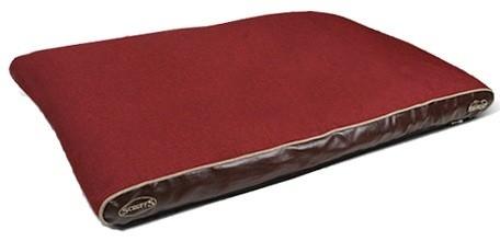 Scruffs Hilton Memory Foam, Red M  kjøp billig med rabatt