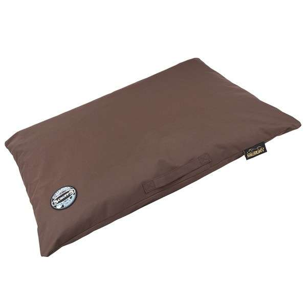 Scruffs Expedition, Memory Pillow Bed  Marrón XL