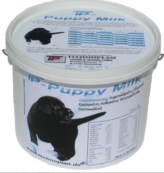 Technoplan DogFood Puppy Milk 30% - 25% 2 kg