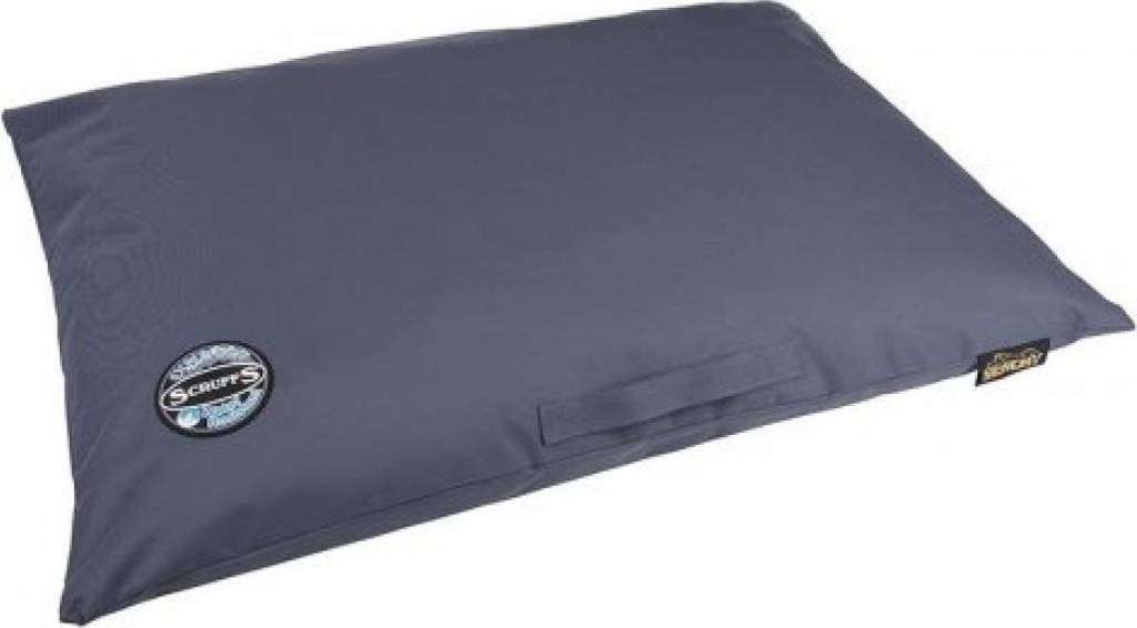 Scruffs Expedition, Memory Pillow Bed  Azul XL