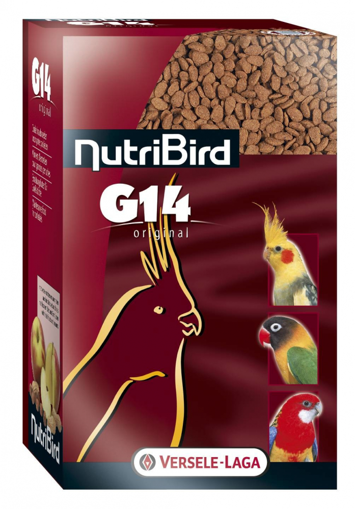 NutriBird G14 Original by Versele Laga 10 kg buy online