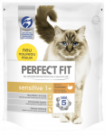 Perfect Fit Sensitive 1 + Rich In Turkey 750 g