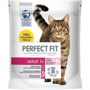 Perfect Fit Adult 1+ Rich in Salmon 750 g