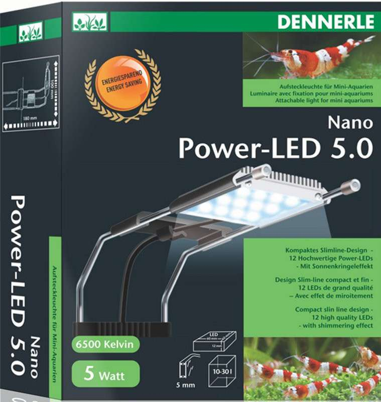 Dennerle Nano Power-LED 5.0 5 W  met korting aantrekkelijk en goedkoop kopen