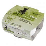 Catz Finefood Mousse No. 205 - Chicken and Beef 100 g