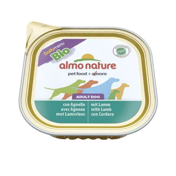 Almo Nature DailyMenu BIO Adult Dog Lam 300 g