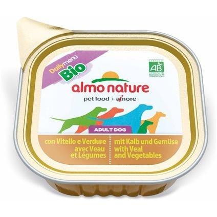DailyMenu BIO Adult Dog Kalf en Groenten 100 g