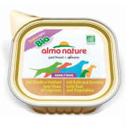 Almo Nature DailyMenu BIO Adult Dog Veal and Vegetables 100 g