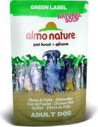 Almo Nature Green Label Natural Soup Chicken Fillet - EAN: 8001154123623