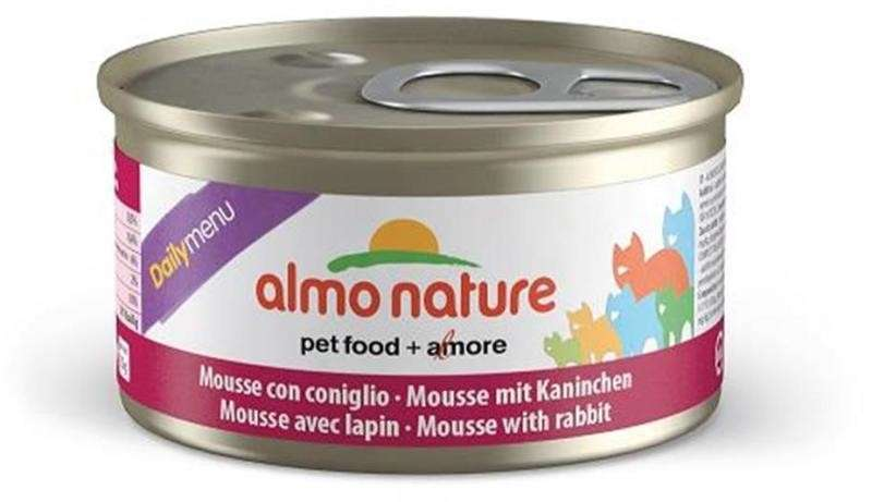 Almo Nature DailyMenu Mousse with Rabbit 85 g