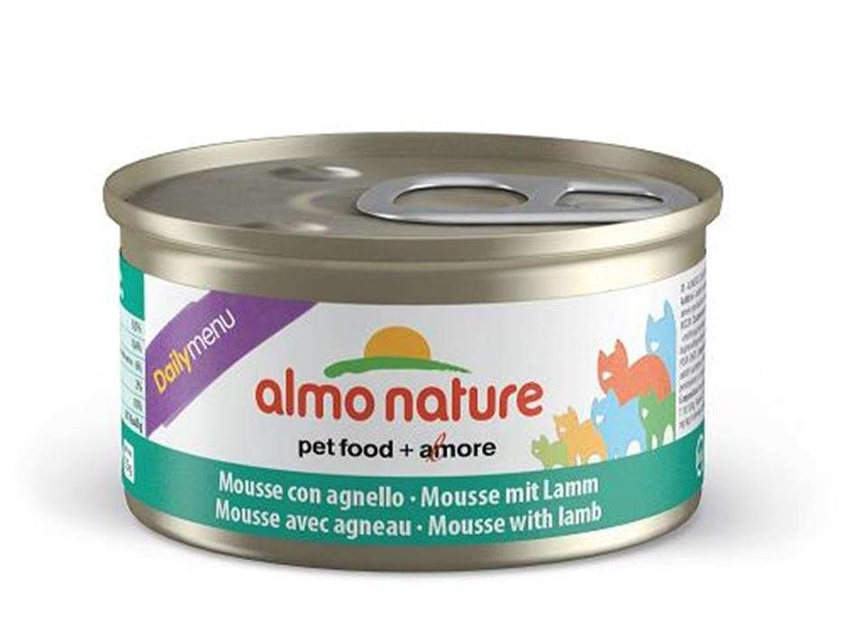 Almo Nature DailyMenu Mousse with Lamb 85 g order cheap