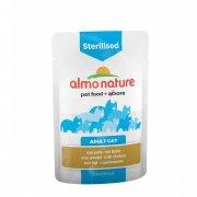 Almo Nature Sterilised con Pollo 70 g