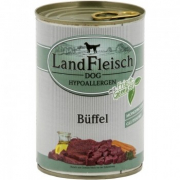 Landfleisch Sensitiv Büffel 400 g Art.-Nr.: 23495