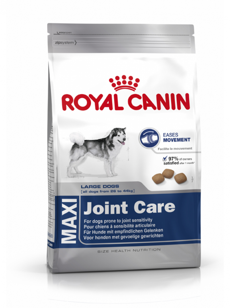 Royal Canin Size Health Nutrition - Maxi Joint Care 12 kg, 3 kg kjøp billig med rabatt