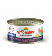 HFC Cuisine Tuna, Chicken and Ham canned 70 g