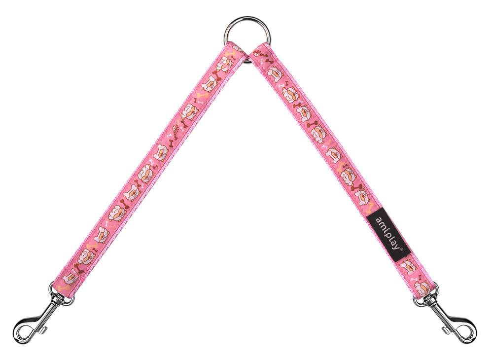 Amiplay Coupler Wink, Pink  Rosa L