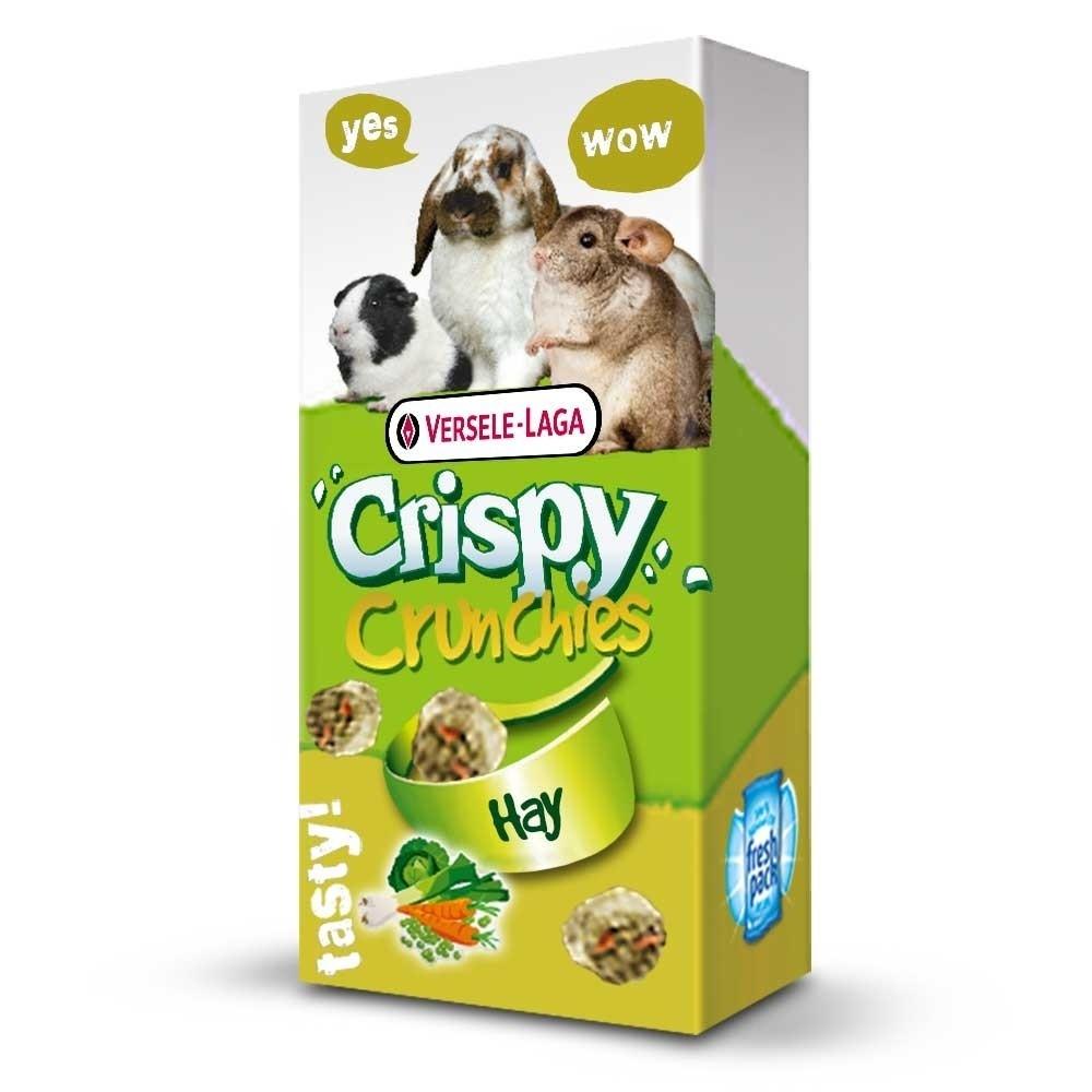 Crispy Crunchies Hay by Versele Laga 75 g buy online