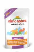 Almo Nature DailyMenu Adult Cat Kip & Zalm 70 g