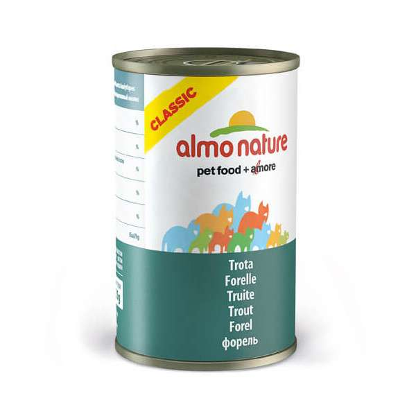 Almo Nature HFC Classic Forel 140 g