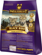 Wolfsblut Black Bird Puppy Large Breed à la Dinde et à la Patate Douce 15 kg