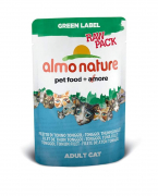Almo Nature Green Label Filete de atún Tonggol 55 g
