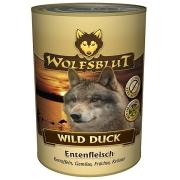 Wild Duck mit Ente, Kartoffeln, Gemüse, Früchten und Kräutern 800 g