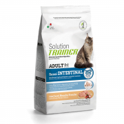 Solution Trainer Cat - Adult Sensi Intestinal with Fresh White Meats 1.50 kg
